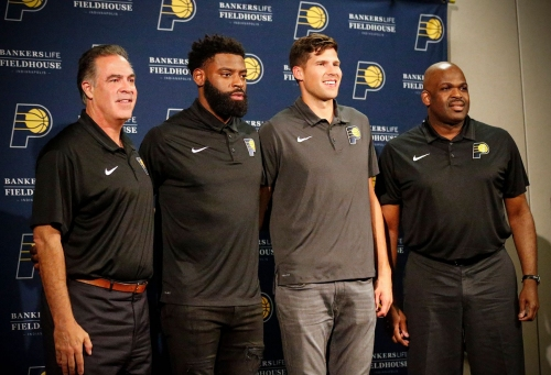 Pacers' offseason moves get favorable marks
