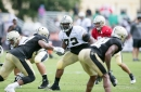 After frustrating string of injuries, a healthy Terron Armstead is turning heads
