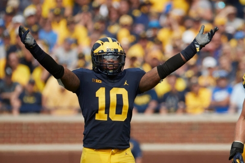 Michigan football: Shea Patterson among ESPN's top 50 players for 2018