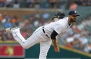 Oakland acquires pitcher Mike Fiers from Tigers