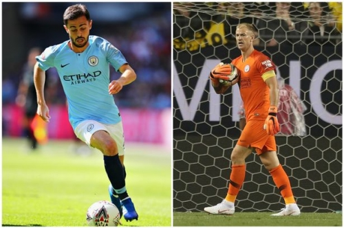 Man City transfer news LIVE Pep Guardiola's hunt for midfielder and latest on Joe Hart's Burnley transfer