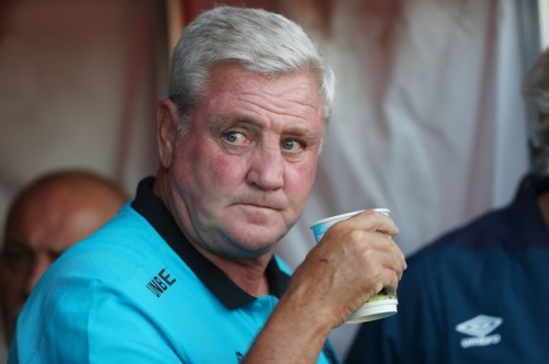 Steve Bruce gave this response when asked about Manchester City forward Lukas Nmecha