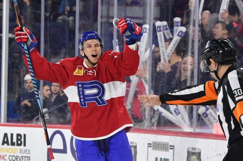 2018 Canadiens Top 25 Under 25: #19 Kerby Rychel