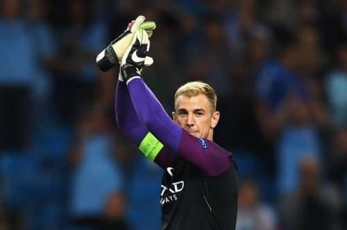 Joe Hart has a message for Man City fans after Burnley switch