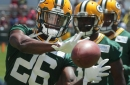 Packers Family Night Reactions: Young receivers, veteran DBs, and D line impressed