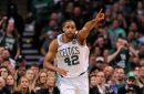 Should Al Horford come off the bench this year?