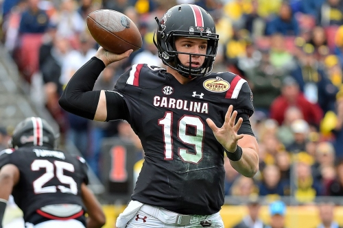 Jake Bentley should claim his spot among the SEC's elite in 2018
