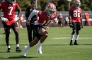 Winners and Losers from 49ers practice, August 6