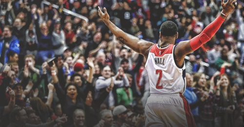 John Wall suggests that Wizards are better when under the radar