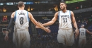 Karl-Anthony Towns calls Zach LaVine's dad just to turn up the roasting