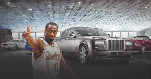 Gilbert Arenas says Celtics Big 3 were betting 'Rolls-Royces' in card games while on the plane
