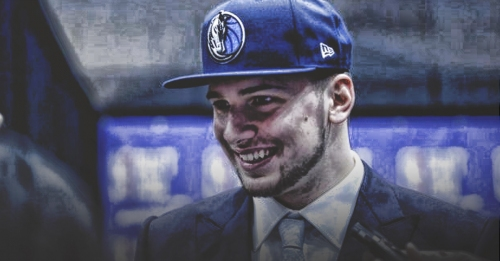 Luka Doncic tops ESPN's Rookie of the Year poll