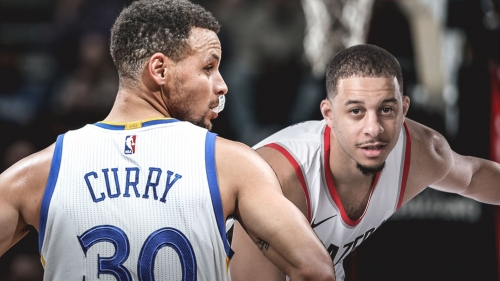 Blazers' Seth Curry on what he has learned from Stephen Curry