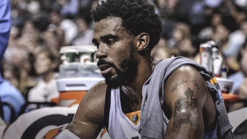 Grizzlies' Mike Conley says last year was 'most frustrating' of his life