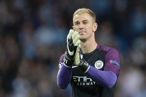 Manchester City fans are all saying the same thing about Joe Hart
