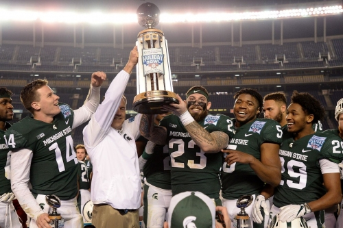 ASU Football Opponent Primer: Michigan State Spartans