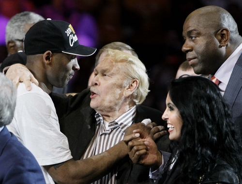 Watch the best moments from every era of the Los Angeles Lakers' history including Jerry West, Magic Johnson and Kobe Bryant