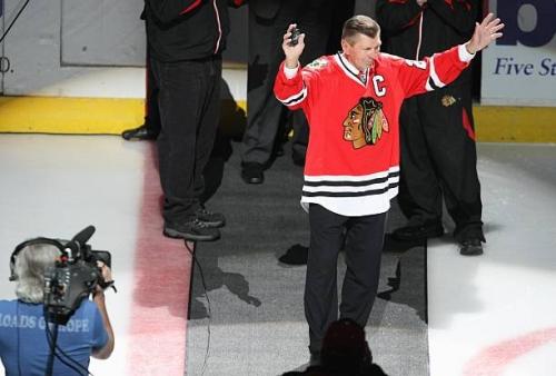 Chicago Blackhawks Legend Stan Mikita Passes Away