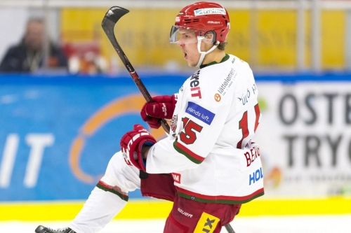 Axel Andersson, Victor Berglund named to U20 Sweden Team for Four Nations Tournament