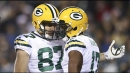 Packers WR Davante Adams embraces leadership role without Jordy Nelson