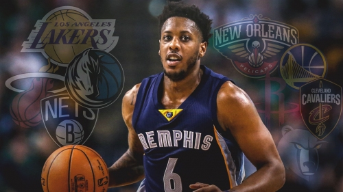 Report: Mario Chalmers is healthy, getting interest from Nets, Mavs, Pelicans