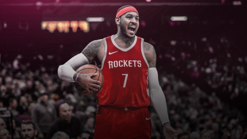 Report: Carmelo Anthony verbally agrees to deal with Rockets