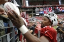 Cardinals' David Johnson getting in synch with new offense