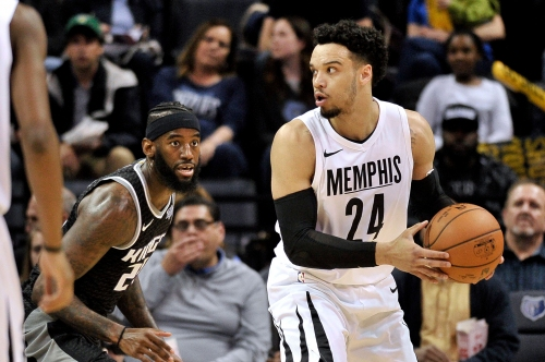 Grizzlies' Dillon Brooks working to become a better leader