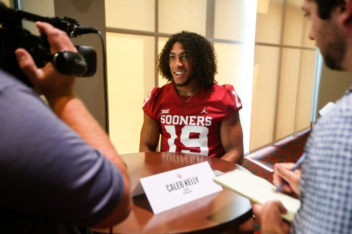 Oklahoma football: Caleb Kelly responded to Greg McElroy calling Sooners 'overrated'