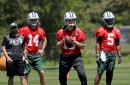 The defense had its say in Jets training camp practice No. 9, but so did Robby Anderson