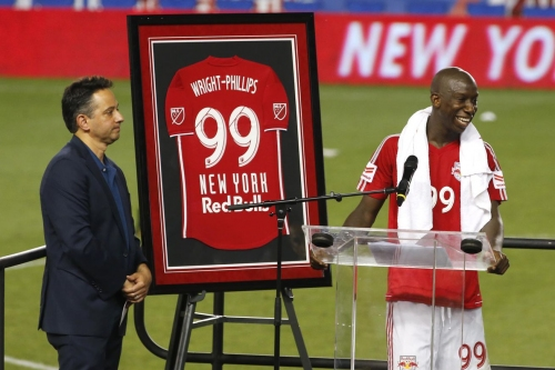 Wright-Phillips basks in the surreal nature of a night dedicated to him