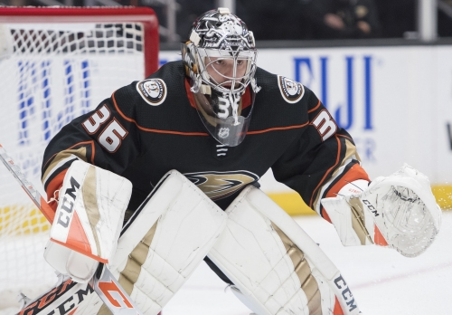 John Gibson explains why Ducks are Stanley Cup contenders