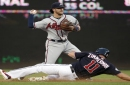 MLB roundup: Braves split doubleheader with Nationals