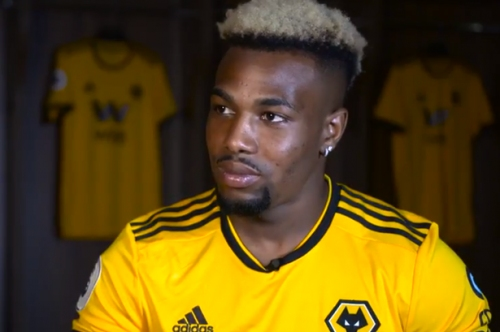Adama Traore has this exciting message for Wolves fans after joining from Middlesbrough