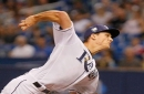 Rays morning after: Glasnow gets athletic