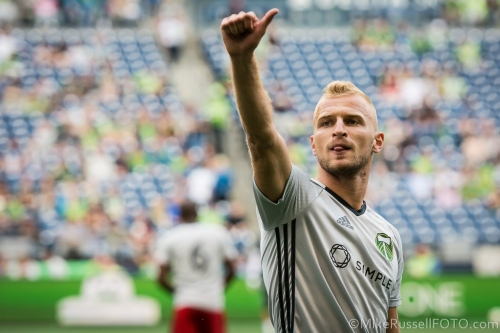 Major Link Soccer: Timbers send Vytas away