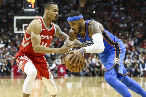 New Faces from Old Places: Carmelo Anthony