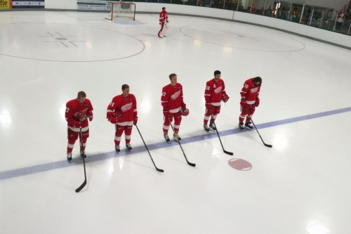 Red Wings Announce 2018 NHL Prospect Tournament Roster