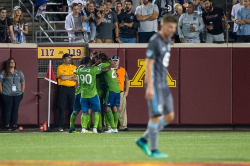 Seattle's penchant for stoppage winners