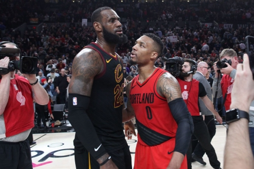 Blazers Will Host LeBron, Lakers During Opening Week