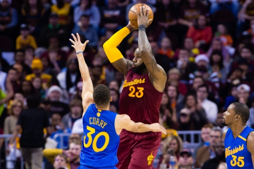 Warriors tabbed for another Christmas game; guess who'll be dropping by?