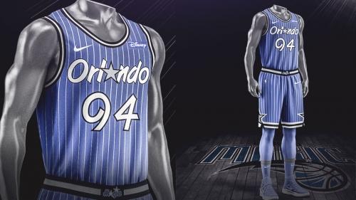 Magic unveil 30th anniversary throwback jerseys