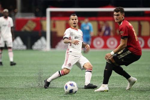 How Sebastian Giovinco won the battle of the playmakers in Atlanta