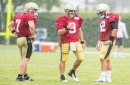 Battle for backup quarterback job changes venue as Tom Savage, Taysom Hill ready for preseason opener