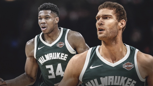 Brook Lopez calls Giannis Antetokounmpo the best player in the East