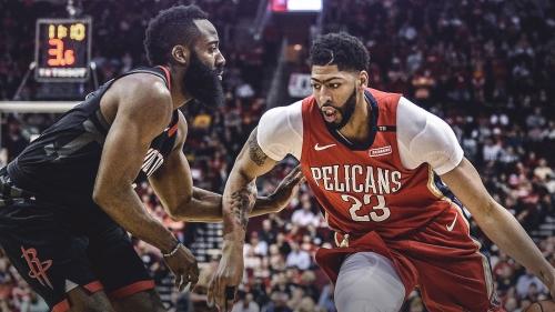 Rockets to open season at home vs. Pelicans