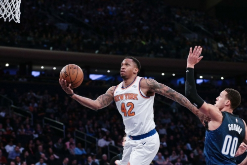 OUTRAGE! Knicks left off national TV opening week schedule for some reason