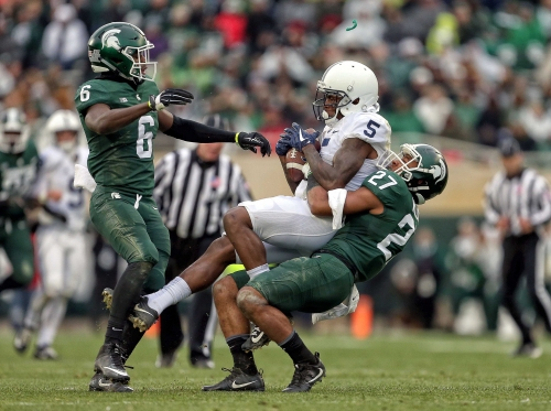 Michigan State secondary still deep despite CB Josiah Scott's injury