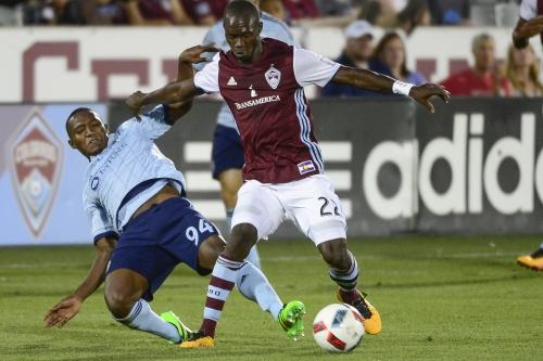 Colorado Rapids trade Michael Azira to Montreal Impact