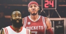 Rockets' James Harden posts Carmelo Anthony GIF as his mood